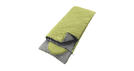 Outwell Contour Sleeping Bag green